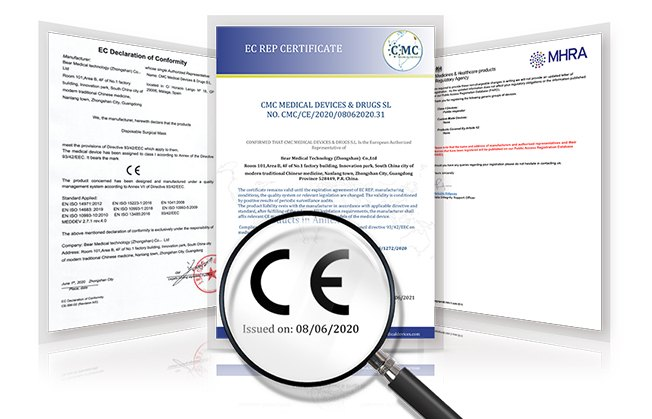 Quality Certificateion